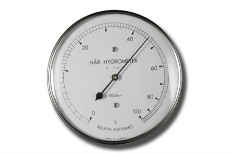Kalibrera hygrometer
